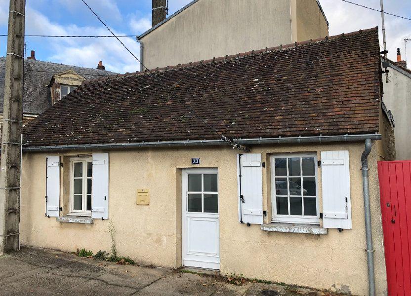 Maison à vendre 32m2 à Nogent-le-Rotrou