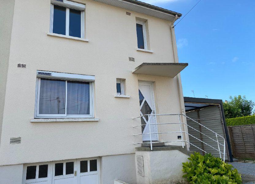 Maison à vendre 95m2 à Alençon