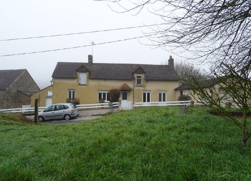 Maison à vendre 85m2 à Saint-Rigomer-des-Bois