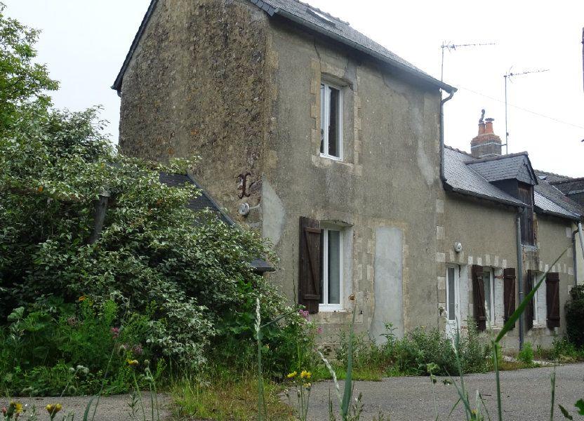 Maison à vendre 75m2 à Sougé-le-Ganelon