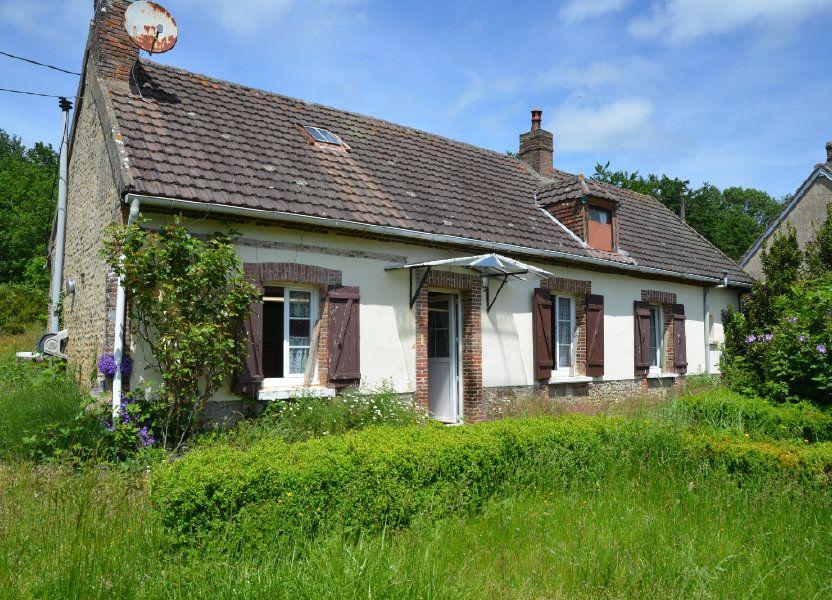 Maison à vendre 50m2 à Mortagne-au-Perche