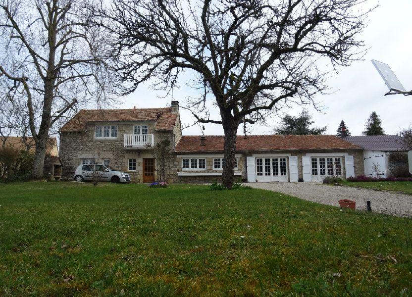 Maison à vendre 115m2 à Condé-sur-Sarthe