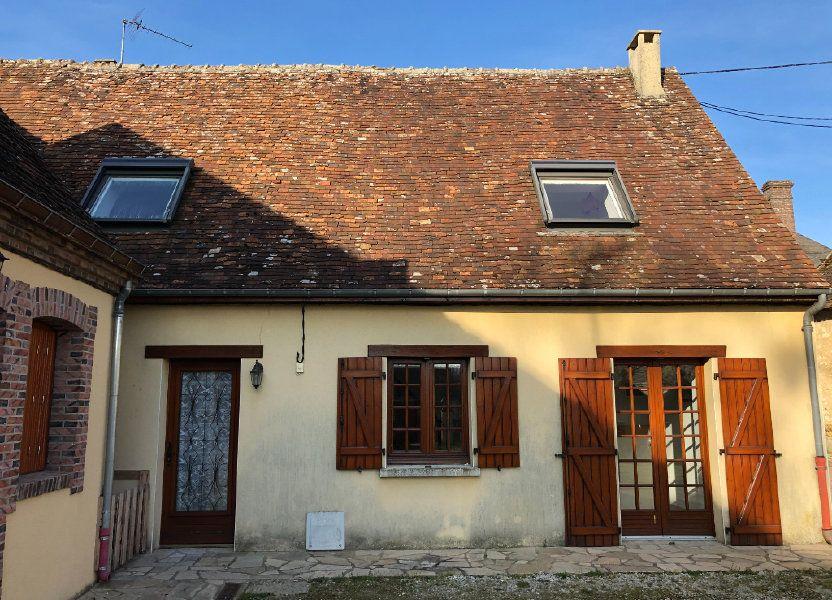 Maison à vendre 110m2 à Condé-sur-Huisne