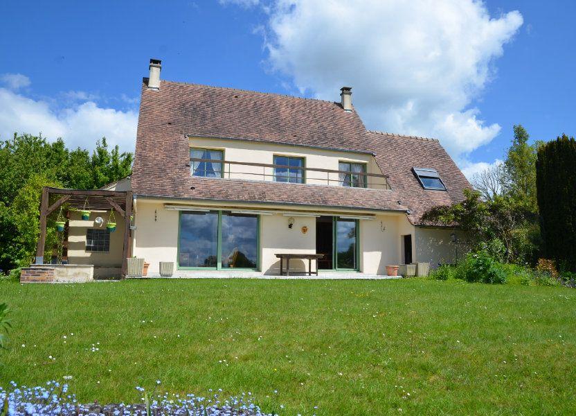 Maison à vendre 160m2 à Mortagne-au-Perche