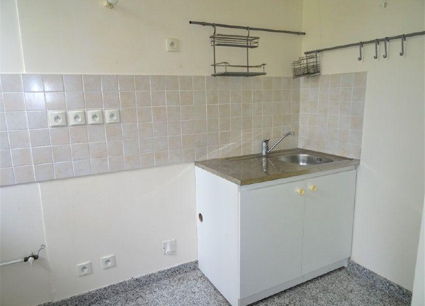 Appartement à louer 39.65m2 à Nogent-le-Rotrou