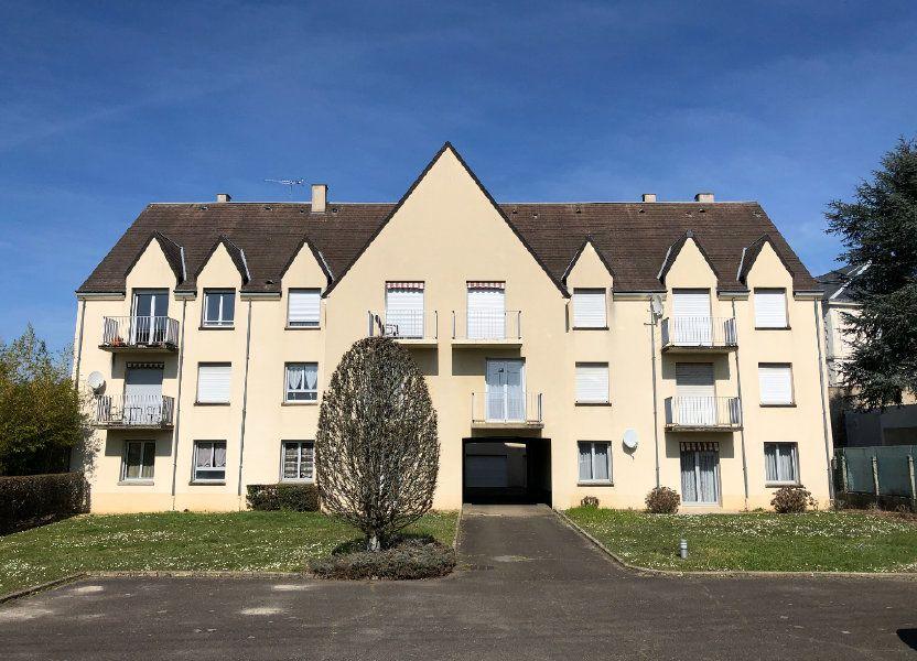 Appartement à louer 77.9m2 à Nogent-le-Rotrou