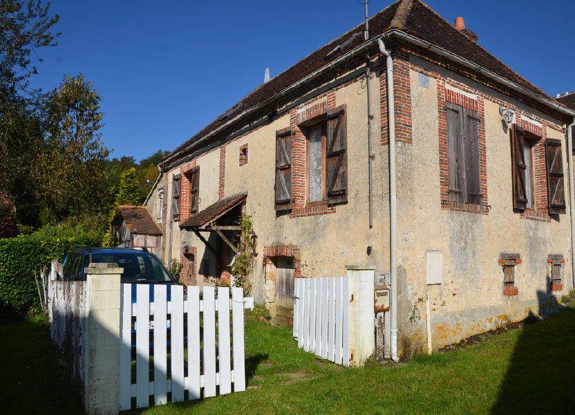 Maison à vendre 70m2 à Tourouvre