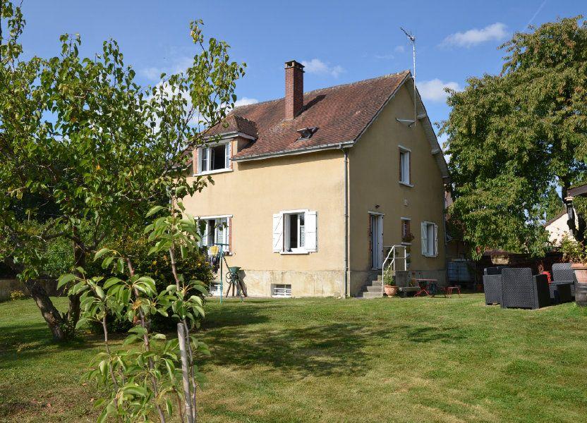 Maison à vendre 140m2 à Mortagne-au-Perche
