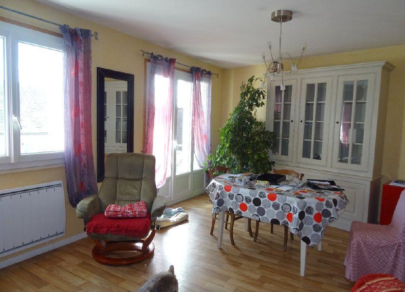 Appartement à louer 71m2 à Nogent-le-Rotrou