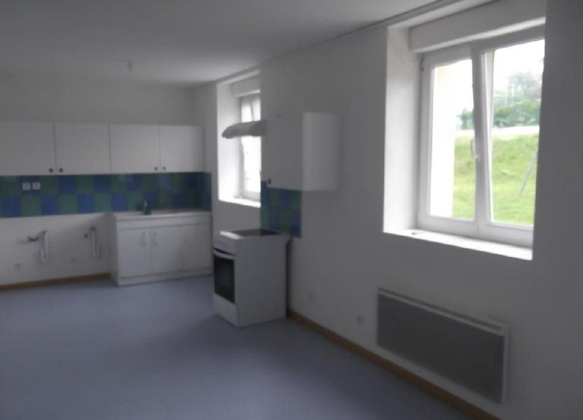 Appartement à louer 62m2 à Les Souhesmes-Rampont