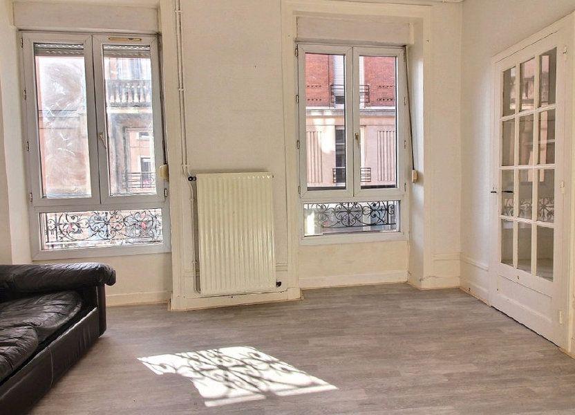 Appartement à louer 50.01m2 à Roanne