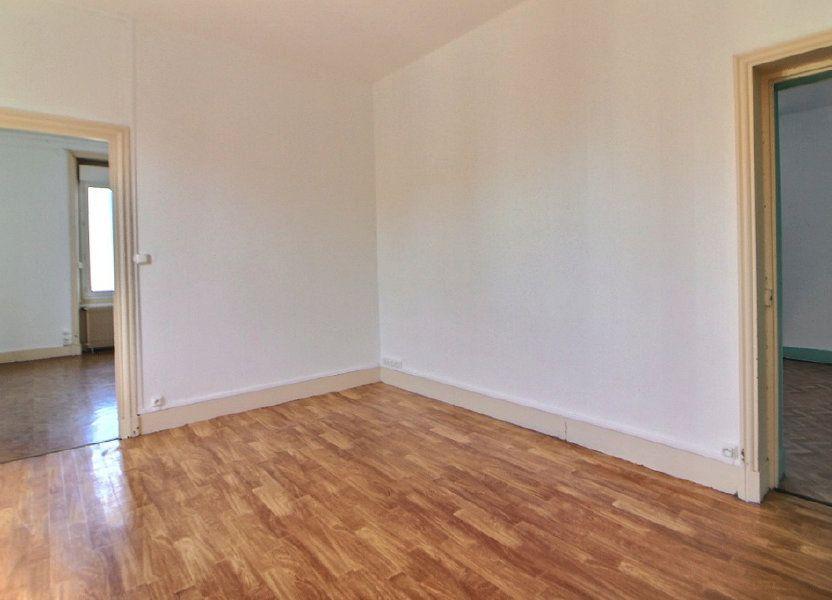 Appartement à louer 90m2 à Roanne