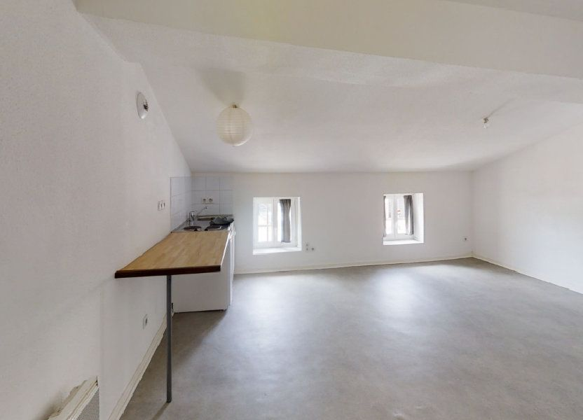 Appartement à louer 22m2 à Roanne