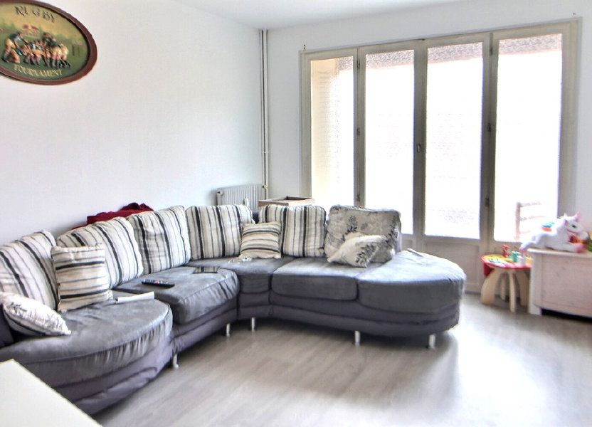 Appartement à louer 71.35m2 à Roanne