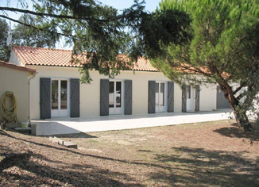 Maison à vendre 112m2 à Les Mathes