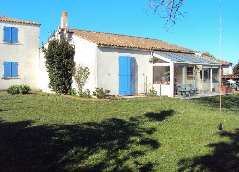 Maison à vendre 129m2 à La Brée-les-Bains