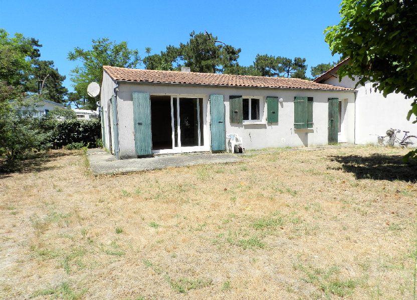 Maison à vendre 84m2 à Saint-Trojan-les-Bains