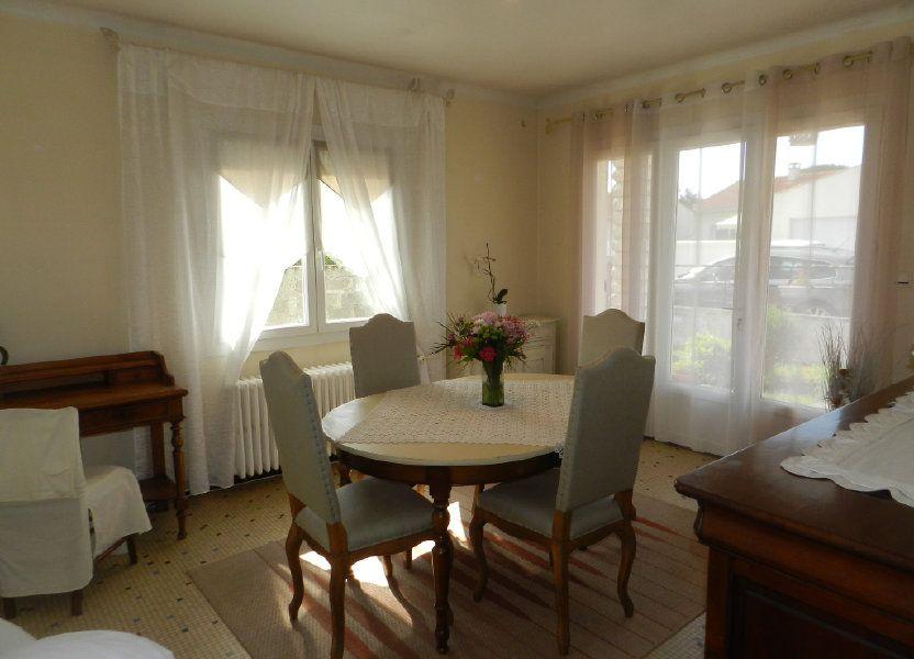 Maison à vendre 86m2 à Saint-Pierre-d'Oléron