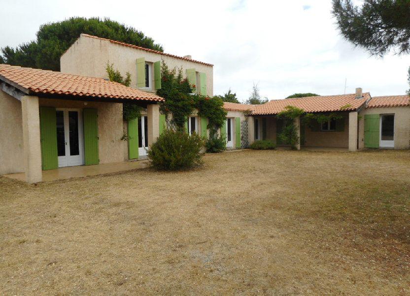 Maison à vendre 163m2 à Saint-Georges-d'Oléron