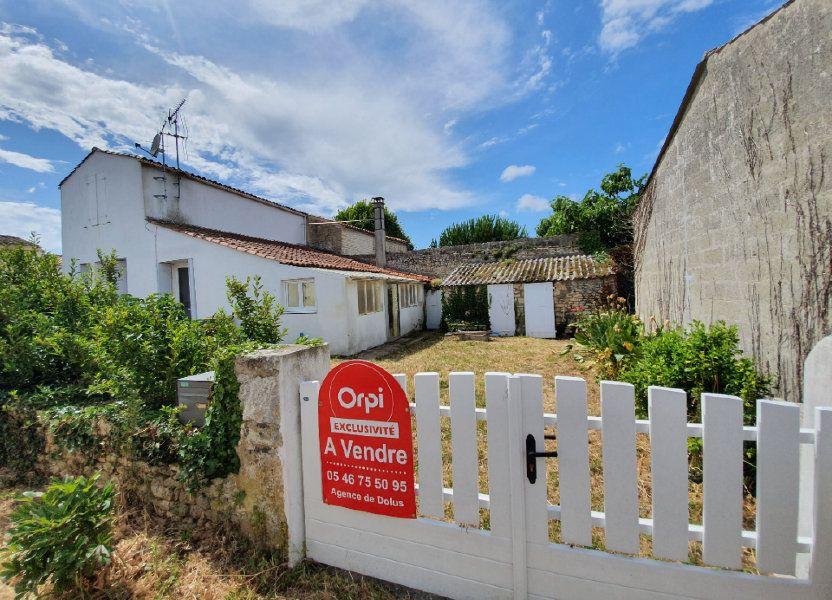 Maison à vendre 110m2 à Dolus-d'Oléron