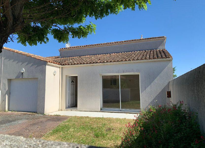 Maison à vendre 83m2 à Saint-Pierre-d'Oléron