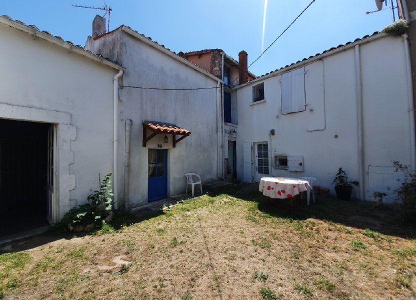 Maison à vendre 31m2 à Dolus-d'Oléron
