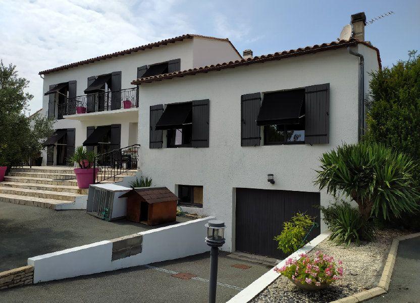 Maison à vendre 190m2 à Saint-Sulpice-de-Royan