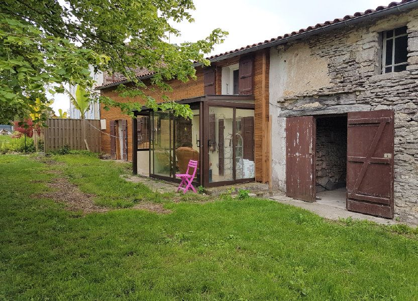 Maison à vendre 89.3m2 à Corme-Écluse