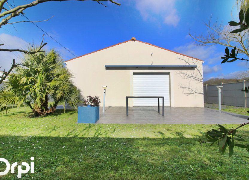 Maison à vendre 118m2 à Saint-Sulpice-de-Royan