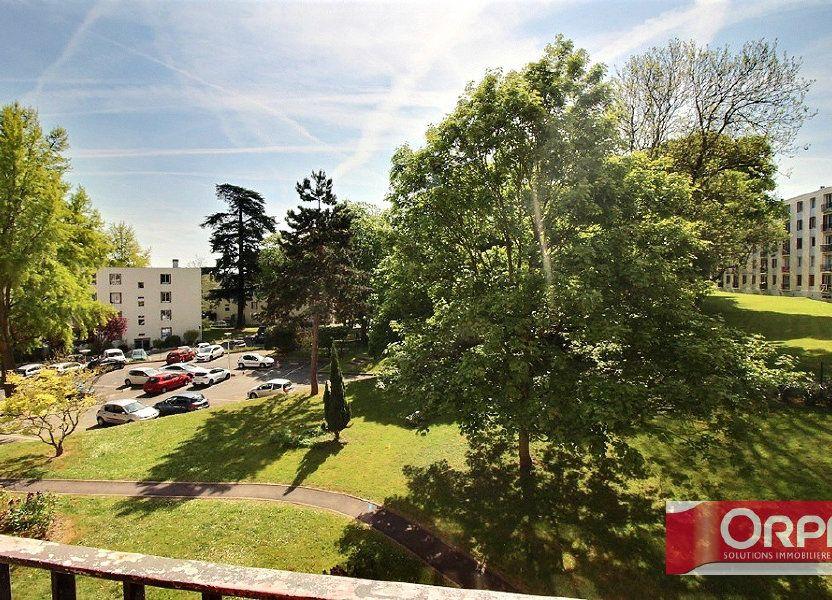 Appartement à vendre 64.69m2 à Viry-Châtillon