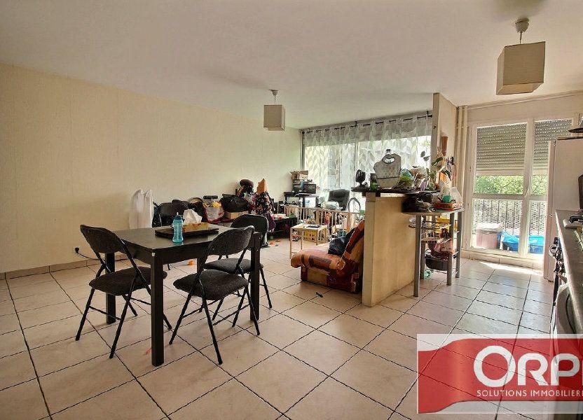 Appartement à vendre 77.88m2 à Viry-Châtillon