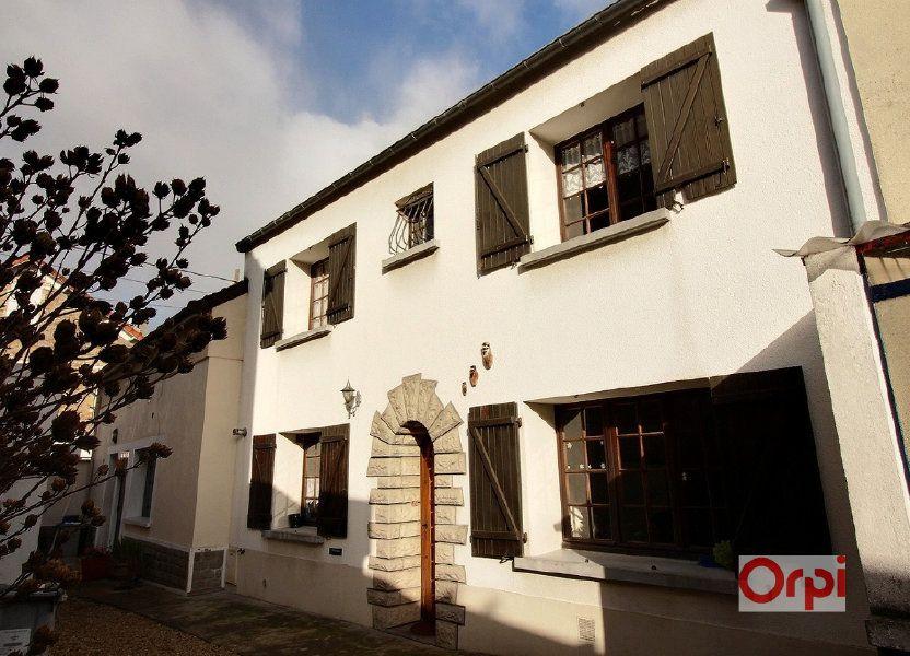 Maison à vendre 105m2 à Grigny