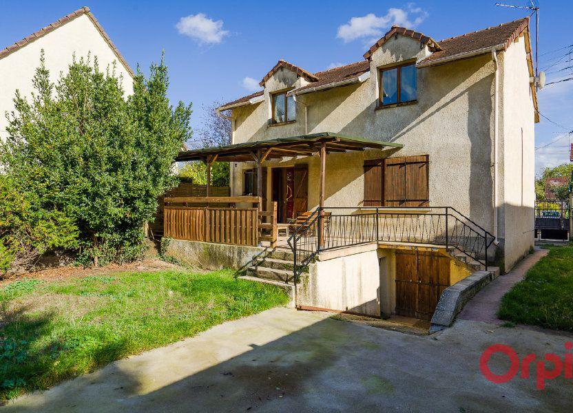 Maison à vendre 105m2 à Montgeron