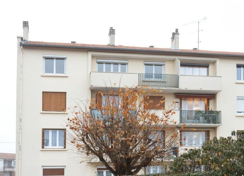 Appartement à louer 58.39m2 à Vigneux-sur-Seine