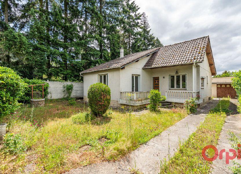 Maison à vendre 113.83m2 à Draveil