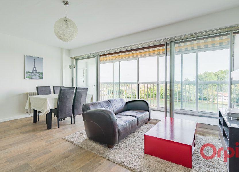 Appartement à vendre 75m2 à Juvisy-sur-Orge