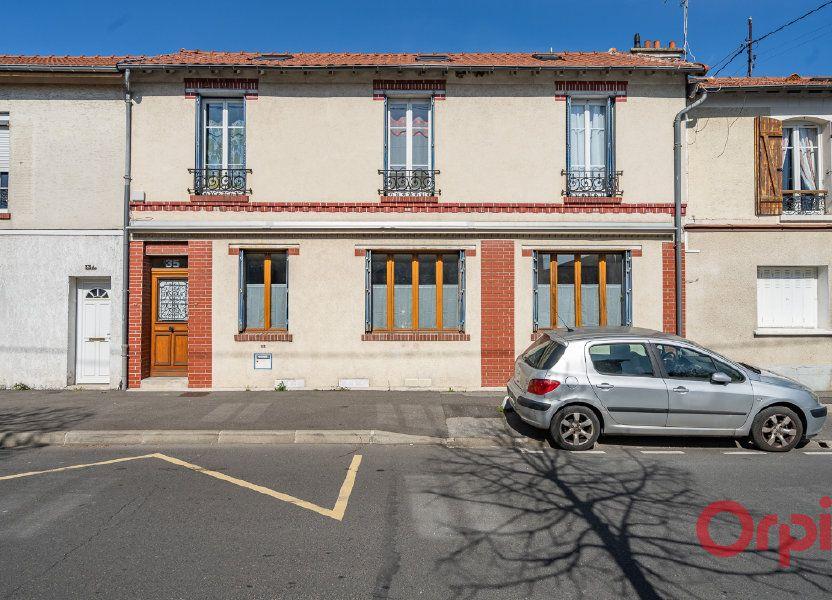 Appartement à vendre 116m2 à Vigneux-sur-Seine