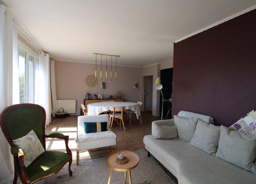 Appartement à vendre 85.54m2 à Saint-Germain-lès-Arpajon