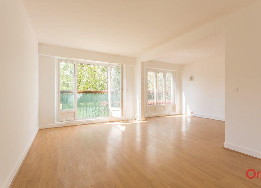 Appartement à louer 59.52m2 à Chilly-Mazarin