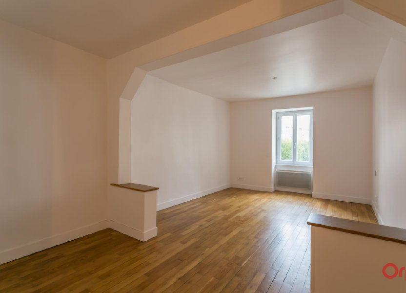 Appartement à louer 49.57m2 à Brétigny-sur-Orge