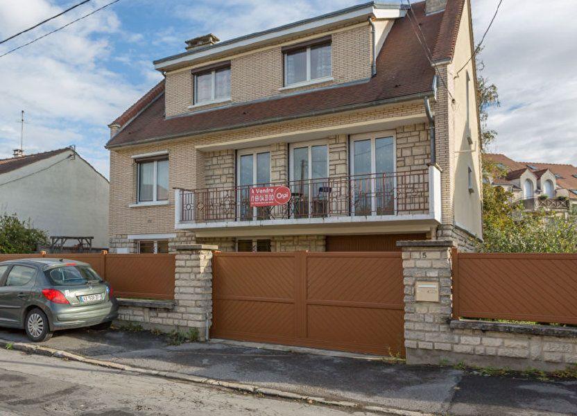Maison à vendre 150m2 à Sainte-Geneviève-des-Bois