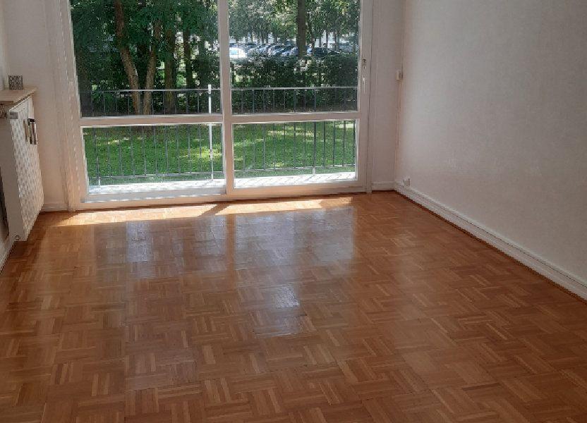 Appartement à louer 60.63m2 à Sainte-Geneviève-des-Bois