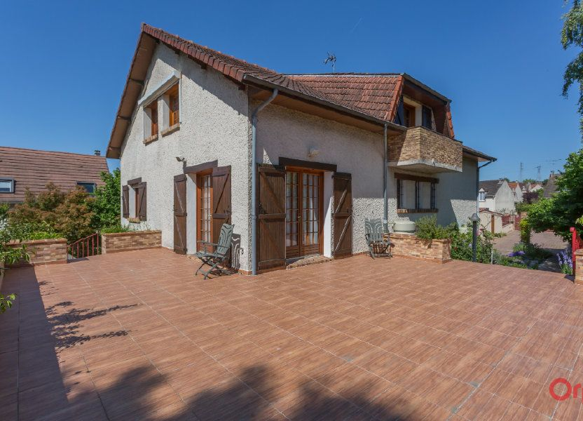 Maison à vendre 225m2 à Saint-Michel-sur-Orge