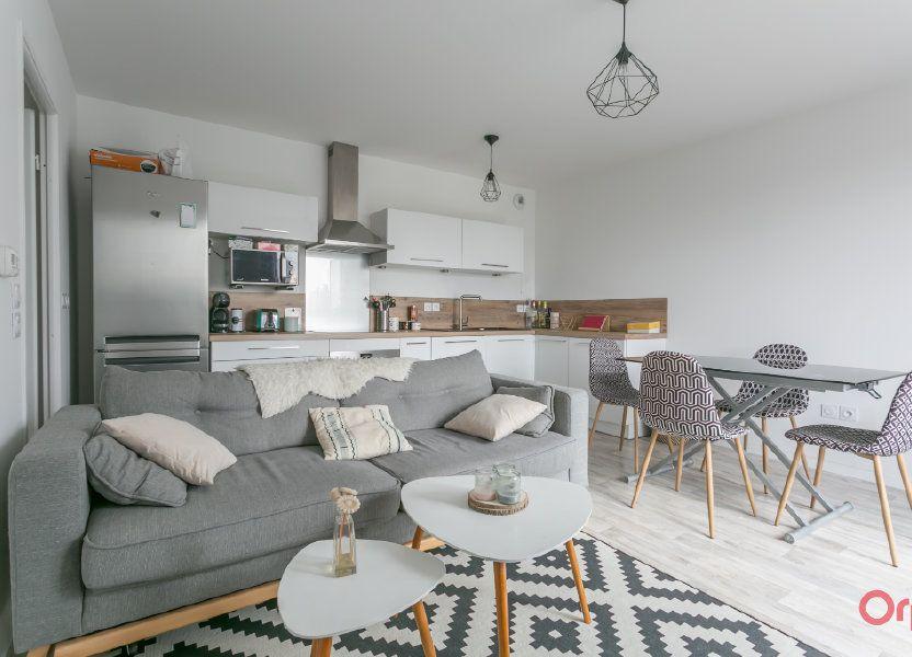 Appartement à louer 53.99m2 à Fleury-Mérogis