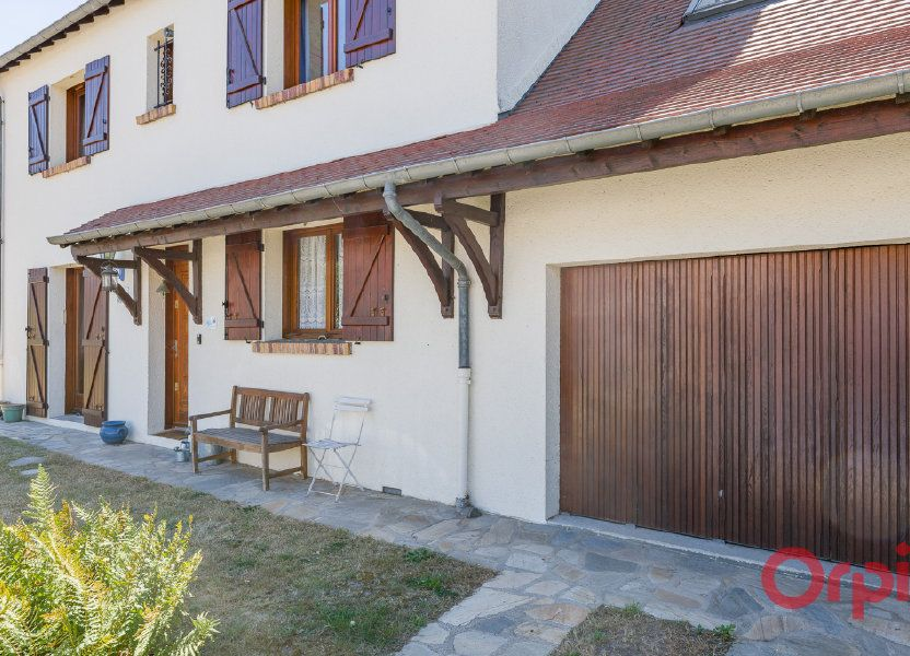 Maison à vendre 125m2 à Saint-Michel-sur-Orge
