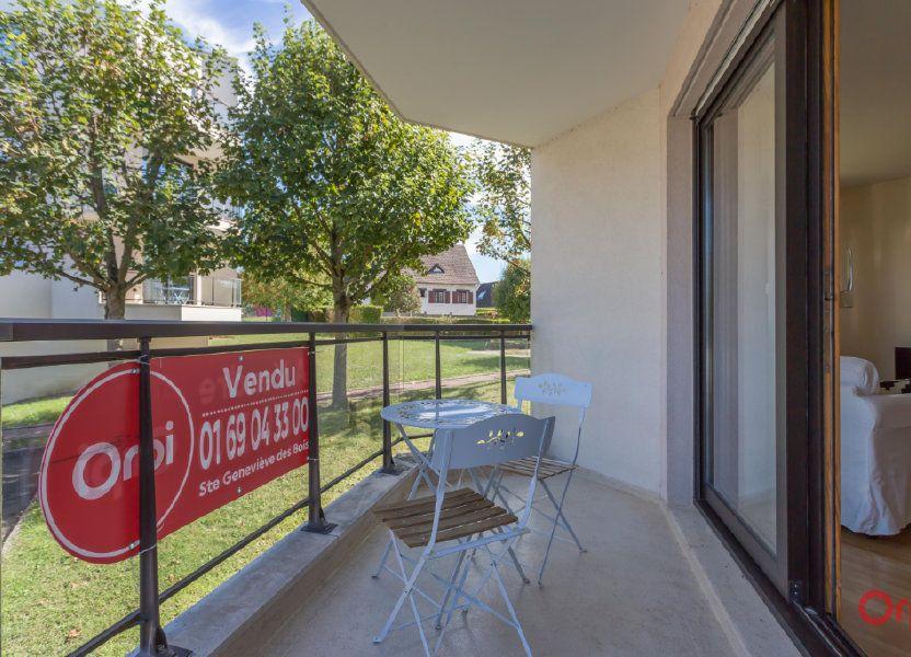 Appartement à vendre 54.5m2 à Sainte-Geneviève-des-Bois