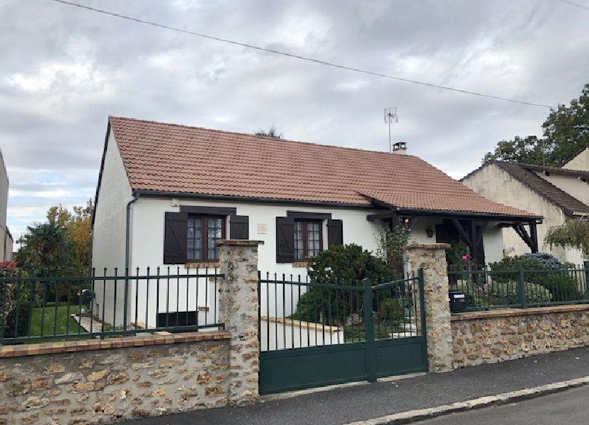 Maison à vendre 108m2 à Sainte-Geneviève-des-Bois