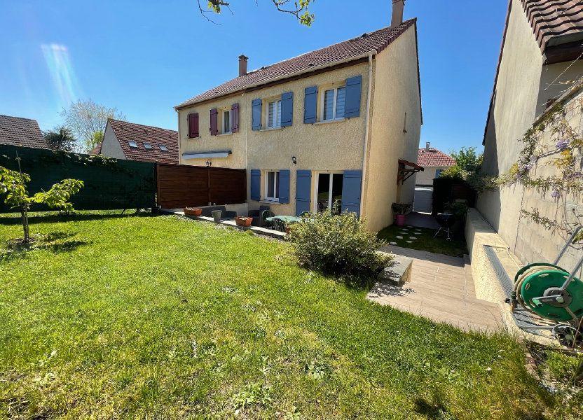 Maison à vendre 72.44m2 à Saint-Michel-sur-Orge