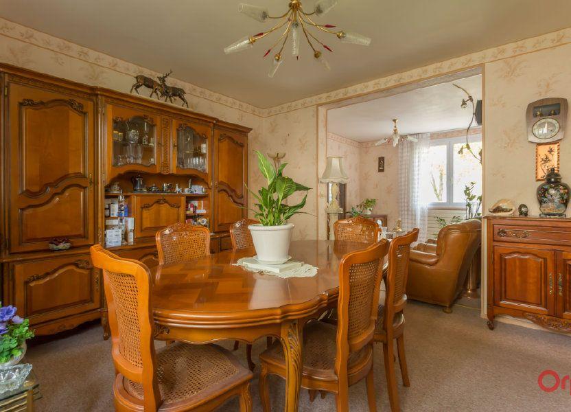 Appartement à vendre 66m2 à Sainte-Geneviève-des-Bois