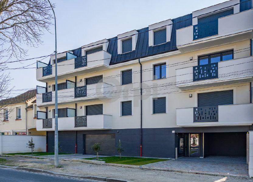 Appartement à louer 46.16m2 à Sainte-Geneviève-des-Bois